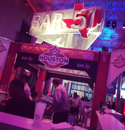 Day 3 - Houston SuperBowl Media Party at Museum of Natural Science