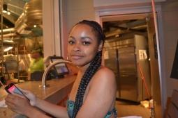 Dominique Washington, friends since 10th grade