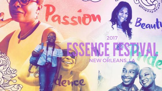 Essence Festival Cover