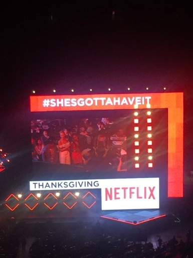 Spike Lee debuted the trailer of his new Netflix film She's Gotta Have It